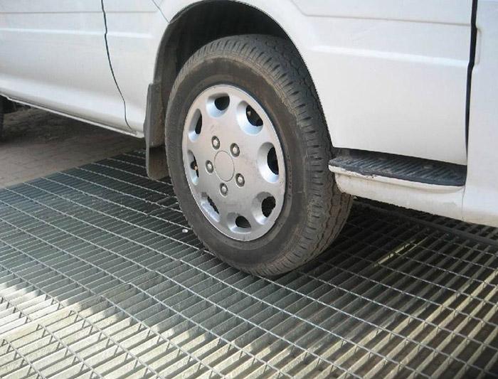 停车场平台钢格板