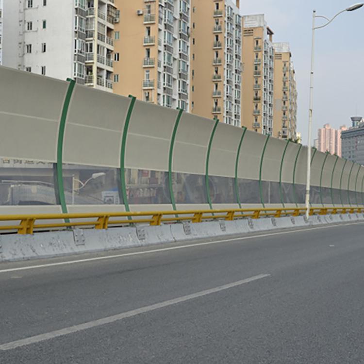 城市市政交通声屏障