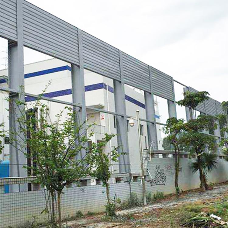 工厂房设备隔声屏障