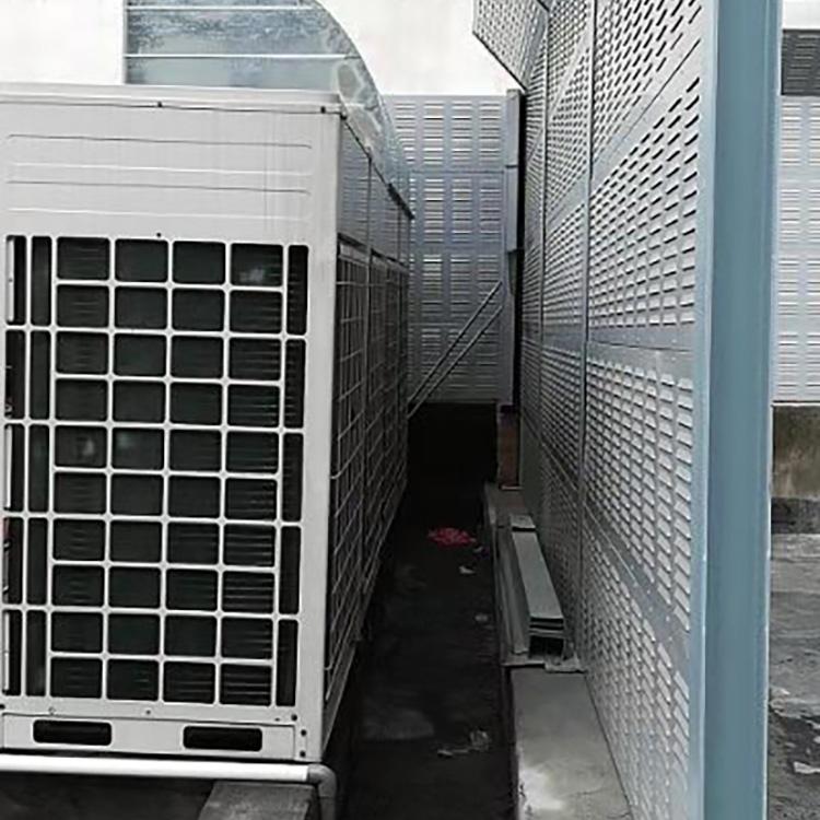 空调机组隔音声屏障